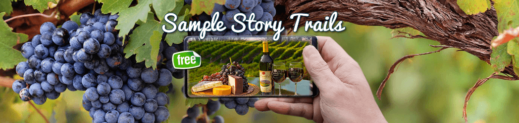 Sample Video Guided Story Trails