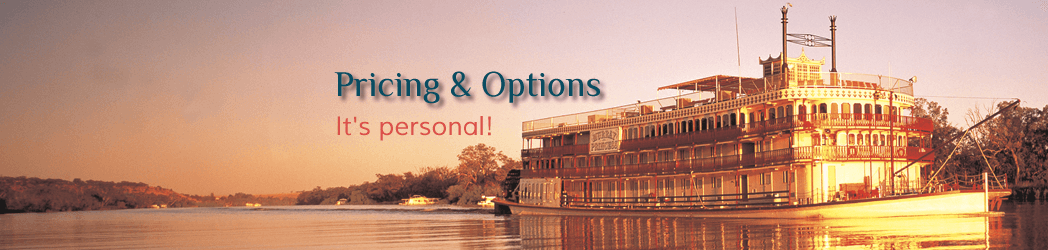 Geotourism Pricing & Options